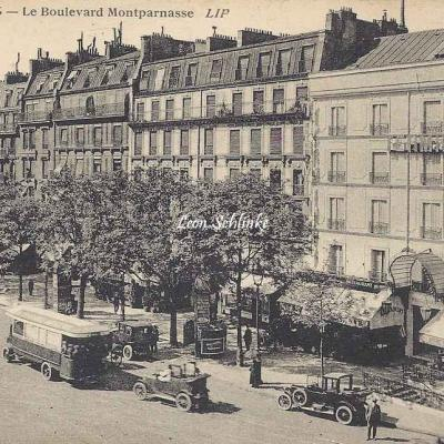 LIP 367 - Le Boulevard Montparnasse