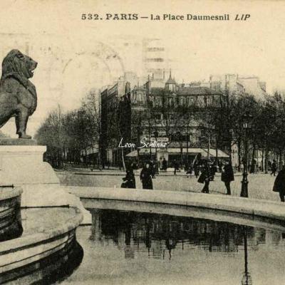 LIP 532 - La Place Daumesnil