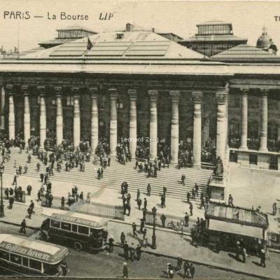 LIP 78 - PARIS - La Bourse
