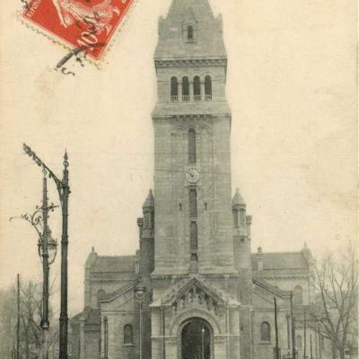 LJ 230bis - Eglise St-Pierre de Montrouge