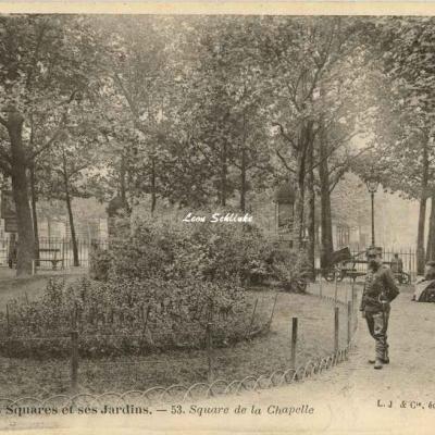 LJ&C 53 - Square de la Chapelle