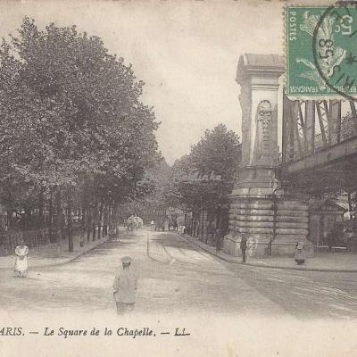 LL 1017 - Le Square de la Chapelle