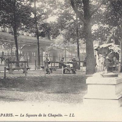 LL 1028 - Le Square de la Chapelle