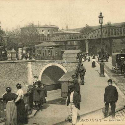 LL 1241 - Boulevard de la Villette