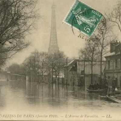 14 - L'Avenue de Versailles
