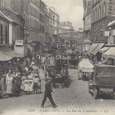 LL 1459 - La Rue du Commerce