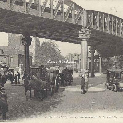 LL 1645 - Le Rond-Point de la Villette