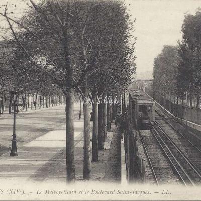 LL 1703 - Le Métropolitain et le Boulevard Saint-Jacques