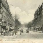 LL 1759 - PARIS - Le Boulevard Barbès