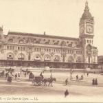 LL 177 - La  Gare  de  Lyon