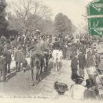 LL 1775 - L'Avenue du Bois de Boulogne