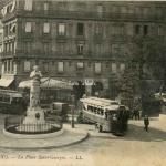 LL 179 - La Place Saint-Georges