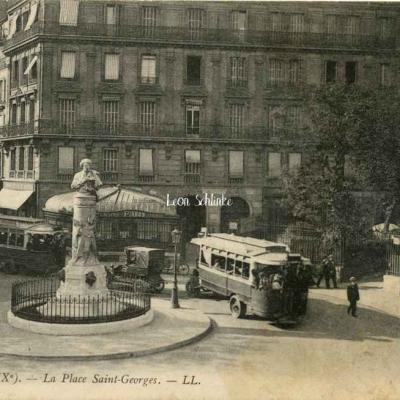 LL 179 - La Place Saint-Georges