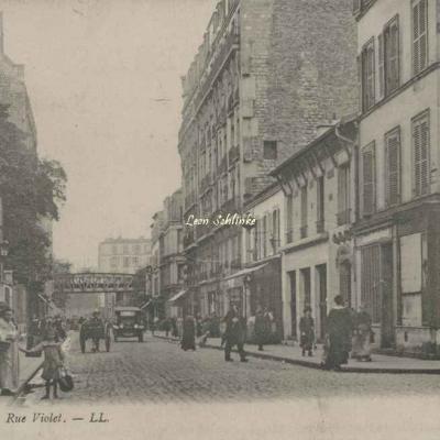 LL 1794 - Rue Violet
