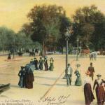 LL 18 - PARIS - Les Champs-Elysées. Station du Métropolitain