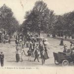 LL 255 - L'Avenue de la Grande Armée