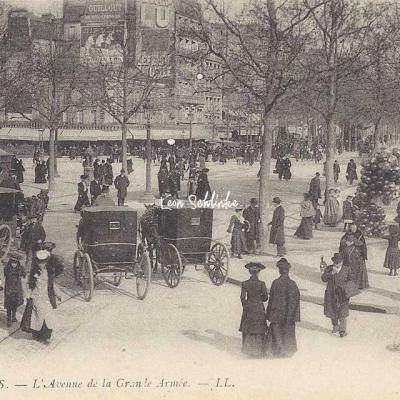 LL 302 - L'Avenue de la Grande-Armée
