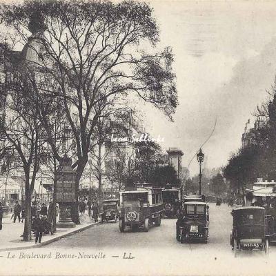 LL 34 - Le Boulevard Bonne-Nouvelle
