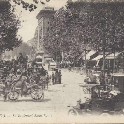 LL 35 - Le Boulevard Saint-Denis