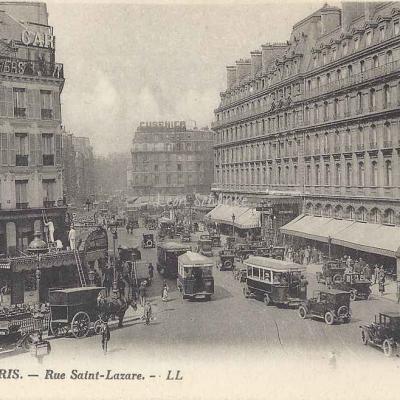 LL 353 - Rue Saint-Lazare