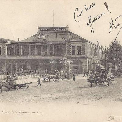 LL 459 - Gare de Vincennes