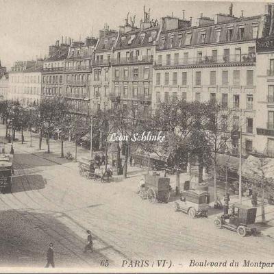 LL 65 - Boulevard du Montparnasse