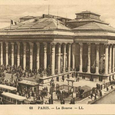 LL 68 - La Bourse