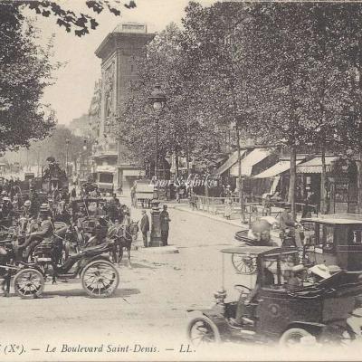 LL 88 - Le Boulevard Saint-Denis