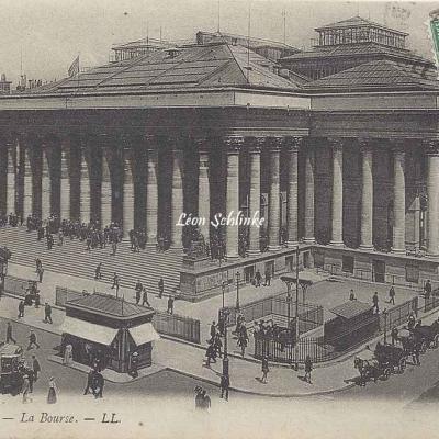 LL 919  - La Bourse (vue 2)