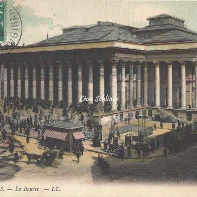 LL 919 -  La Bourse (vue 6)