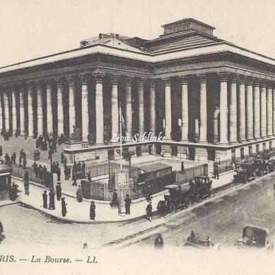 LL 919 - La Bourse (vue 4)