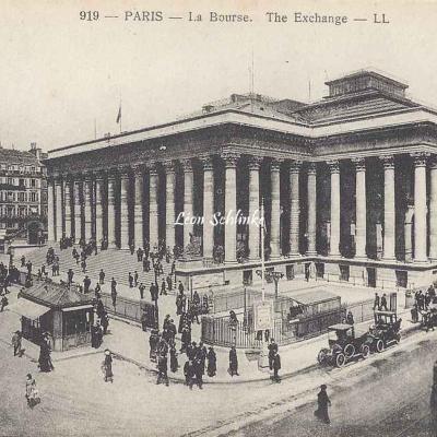 LL 919 - La Bourse (vue 1)