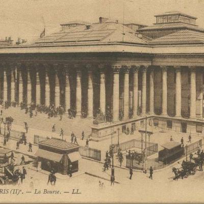 LL 919 - La Bourse (vue 10)