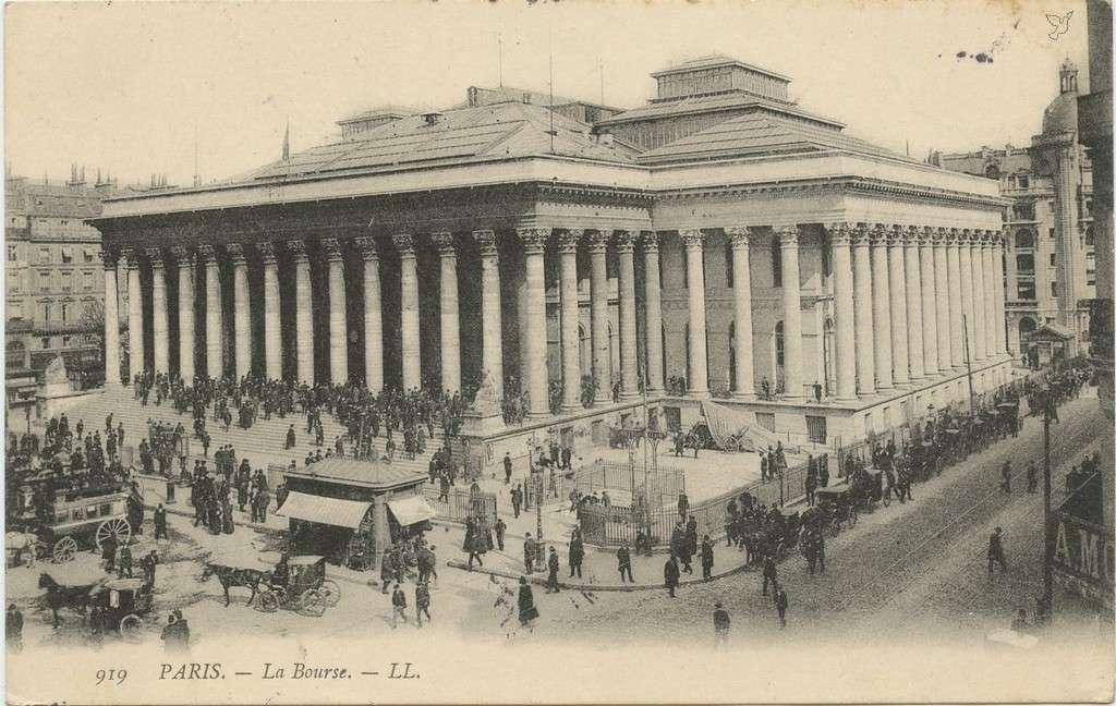 LL 919 - La Bourse (vue 7)