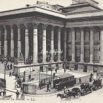 LL 919  -  La Bourse (vue 3)