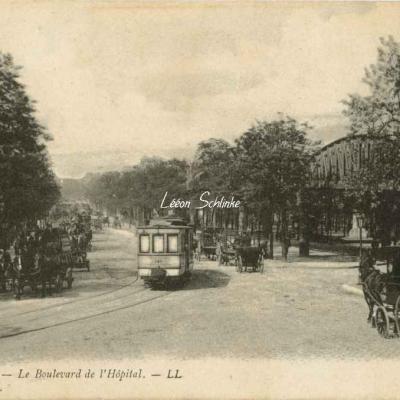 LL 952 - Le Boulevard de l'Hôpital