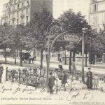 LL - Métropolitain, Station Boulevard Pasteur