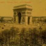 LM 23 - Place de l'Etoile, Arc de Triomphe
