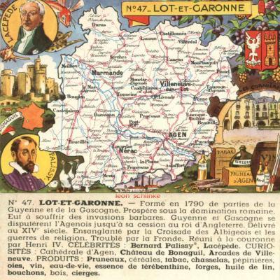 47 - Lot et Garonne