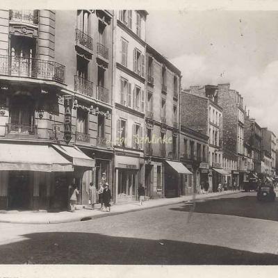 Lotard edition - Rue de la Croix-Nivert