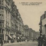 LT 1 - La Rue de Vaugirard à la rue de l'Abbé Groult