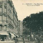 LT 23 - Rue Alain Chartier à la rue de Vaugirard