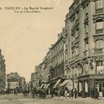 LT 4 - La Rue de Vaugirard à la rue d'Alleray