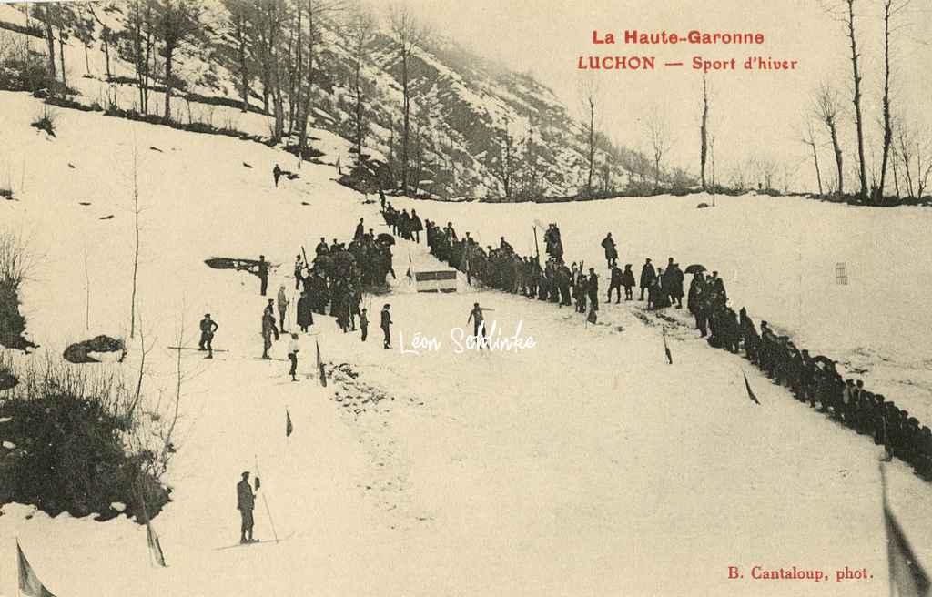 Luchon - Sport d'hiver