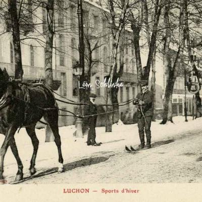 Luchon - Sports d'hiver