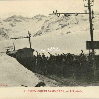 Luchon-Superbagnères - L'Arrivée