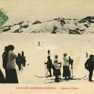 Luchon-Superbagneres - Sports d'hiver