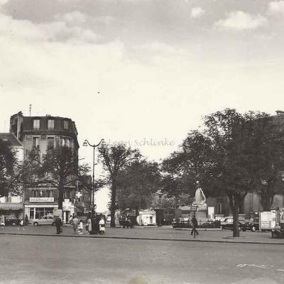 Lyna 1.375 - Saint-Ouen, la Mairie, Place de la Republique