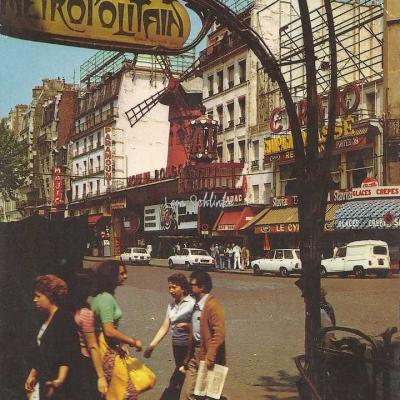 Lyna 1182 - Le Moulin Rouge