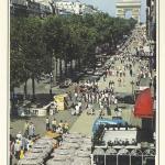 Lyna 1408 - L'Avenue des Champs-Elysées (Abeille-Cartes)